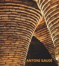 Antoni Gaudi - okładka książki