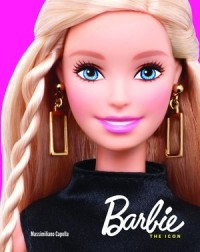 Barbie The Icon - Massimiliano - okładka książki