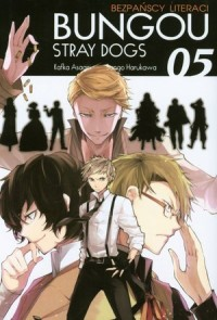 Bungou Stray Dogs. Tom 5 - okładka książki