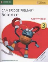 Cambridge Primary Science Activity Book 3 - okładka podręcznika
