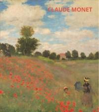 Claude Monet - okładka książki