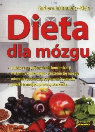 Dieta dla mózgu - okładka książki