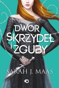 Dwór skrzydeł i zguby - Sarah J. - okładka książki