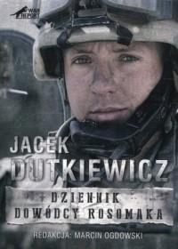 Dziennik dowódcy rosomaka - Jacek - okładka książki