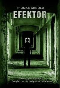 Efektor - okładka książki