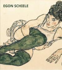 Egon Schiele - okładka książki