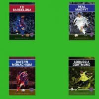 FC Barcelona  Borussia Dortmund - okładka książki