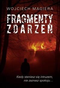 Fragmenty zdarzeń - okładka książki