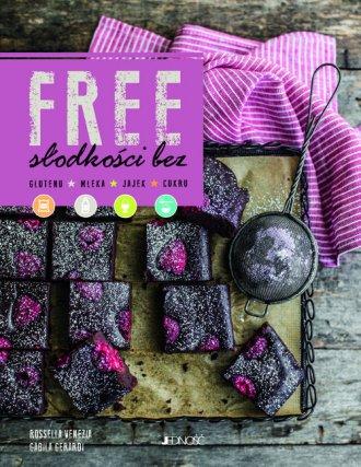 Free Słodkości bez glutenu, mleka, - okładka książki