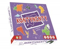 Gra Kontynenty - zdjęcie zabawki, gry