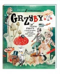 Grzyby - Liliana Fabisińska - okładka książki