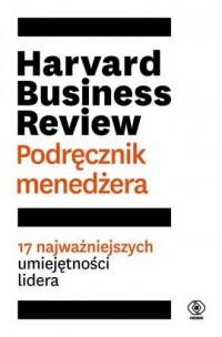 Harvard Business Review. Podręcznik - okładka książki