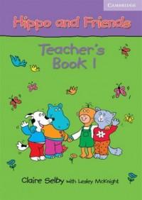 Hippo and Friends 1. Teachers Book - okładka podręcznika