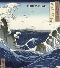 Hiroshige - okładka książki