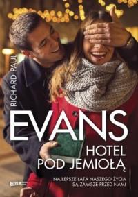 Hotel pod jemiołą - okładka książki
