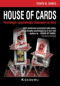 House of Cards. Psychologia i psychoterapia - okładka książki
