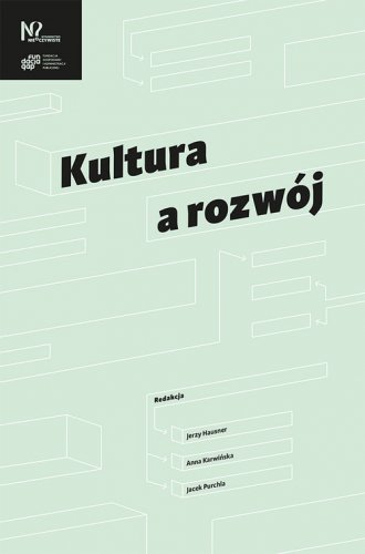 Kultura a rozwój - okładka książki