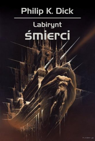 Labirynt śmierci - okładka książki