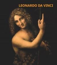 Leonardo da Vinci - okładka książki