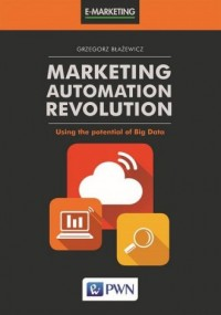 Marketing Automation Revolution. - okładka książki