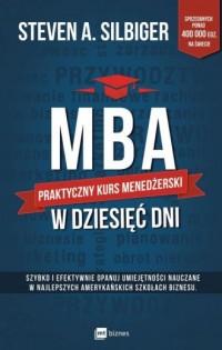 MBA w dziesięć dni. Praktyczny - okładka książki