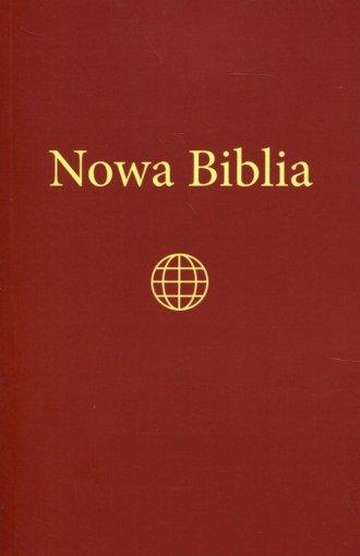 Nowa Biblia - okładka książki