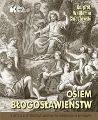 Osiem Błogosławieństw - ks. Waldemar - okładka książki