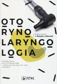 Otorynolaryngologia. Podręcznik - okładka książki