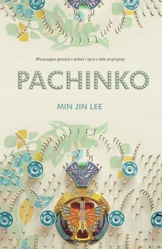 Pachinko - okładka książki