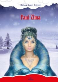 Pani Zima - okładka książki