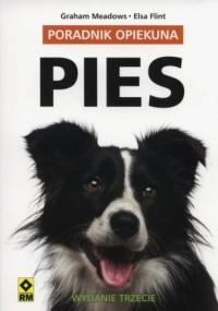 Pies. Poradnik opiekuna - okładka książki