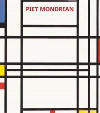 Piet Mondrian - okładka książki