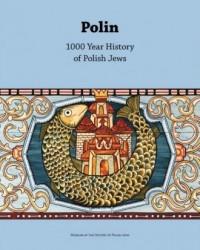 Polin 1000 Year History of Polish Jews - okładka książki