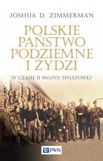 Polskie Państwo Podziemne i Żydzi - okładka książki