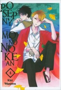 Posępny Mononokean 04 - okładka książki