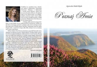 Poznaj Amie - okładka książki