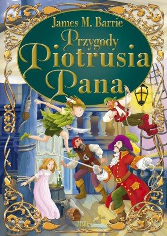 Przygody Piotrusia Pana - okładka podręcznika