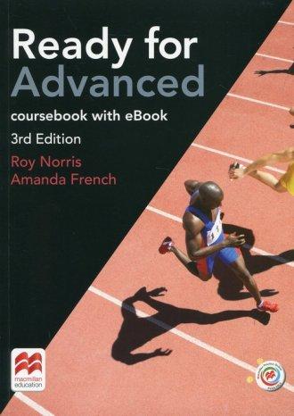 Ready for Advanced Coursebook with - okładka podręcznika