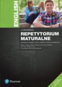 Repetytorium maturalne. Język angielski. Podręcznik wieloletni Poziom rozszerzony - okładka podręcznika