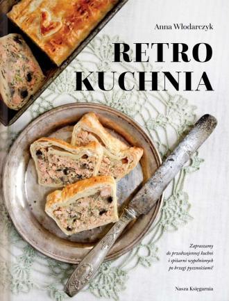 Retro kuchnia. Retro kuchnia - okładka książki