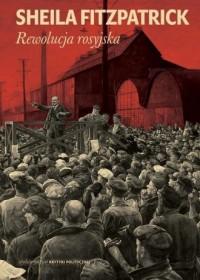 Rewolucja rosyjska - okładka książki