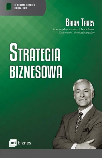 Strategia biznesowa. Seria: Biblioteka - okładka książki
