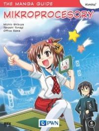 The manga guide. Mikroprocesory - okładka książki