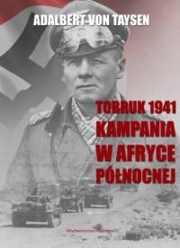 Tobruk 1941. Kampania w Afryce - okładka książki