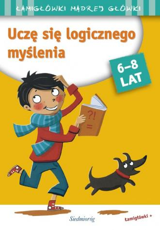 Uczę się logicznego myślenia - okładka książki