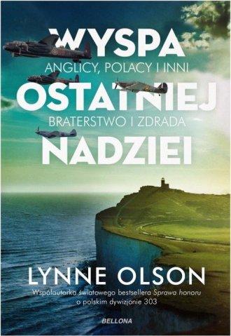 Wyspa ostatniej nadziei - okładka książki