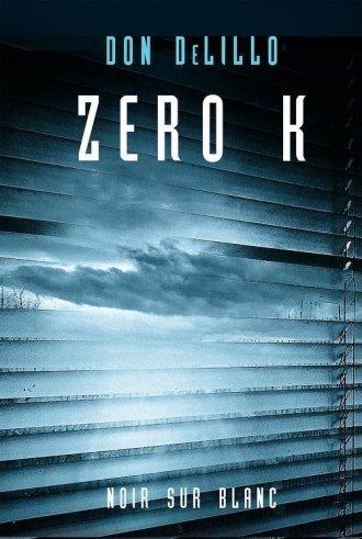 Zero K - okładka książki