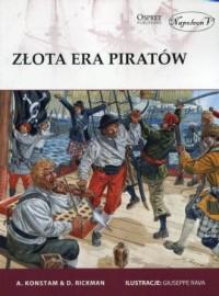 Złota era piratów - okładka książki