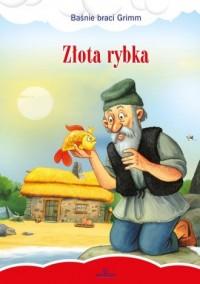 Złota rybka - okładka książki