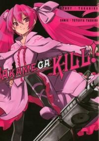 Akame ga Kill. Tom 2 - okładka książki